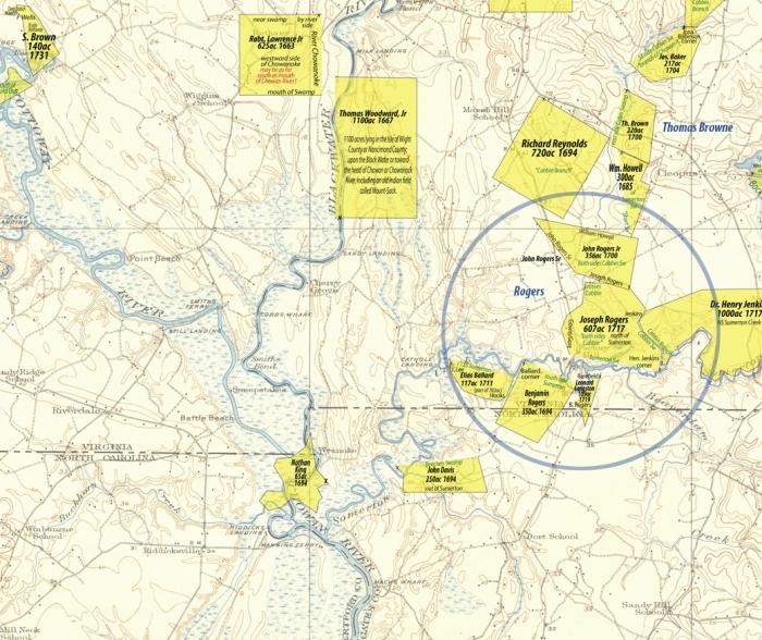 map_Rogers_NC