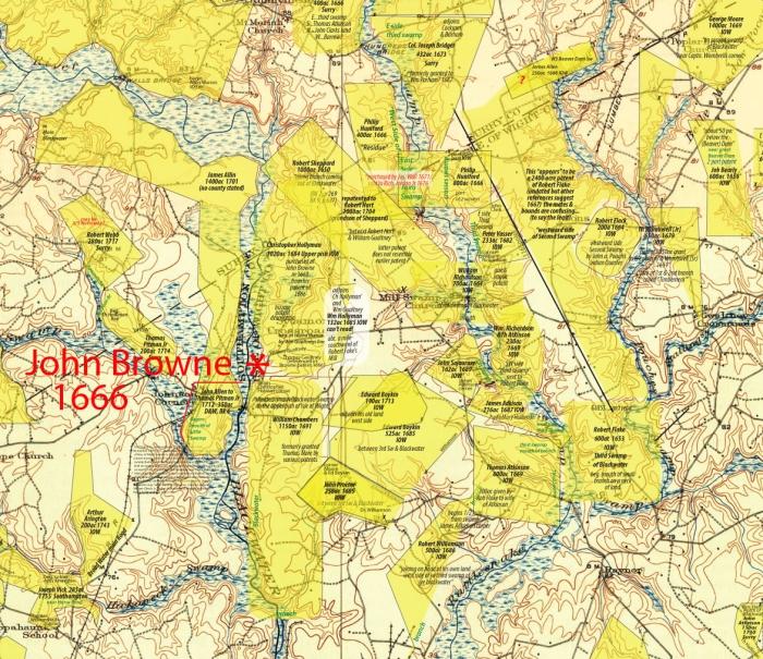 mapBrowne1666