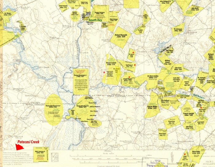 Rogers map