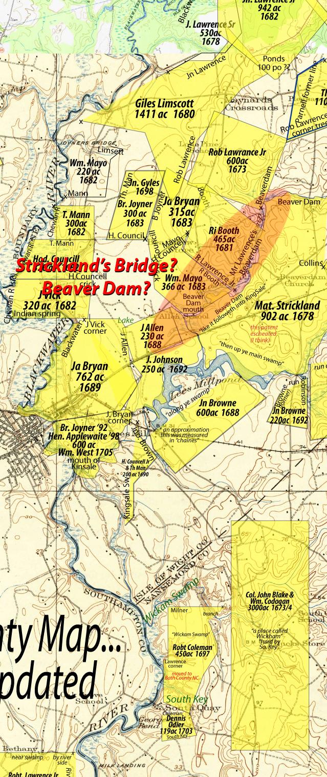 strick-map